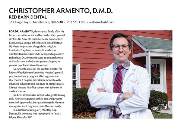 2017 Monmouth Top Dentist